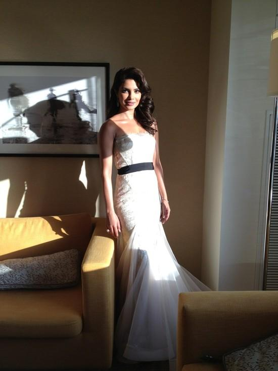 Priyanka Chopra at Grammy Awards 2012