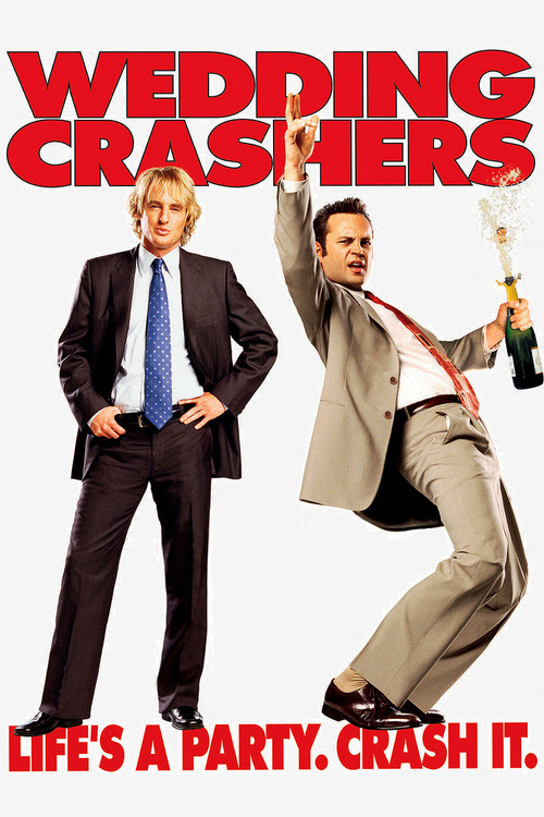 crashers wedding