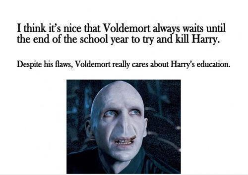 Harry Potter Education is Important