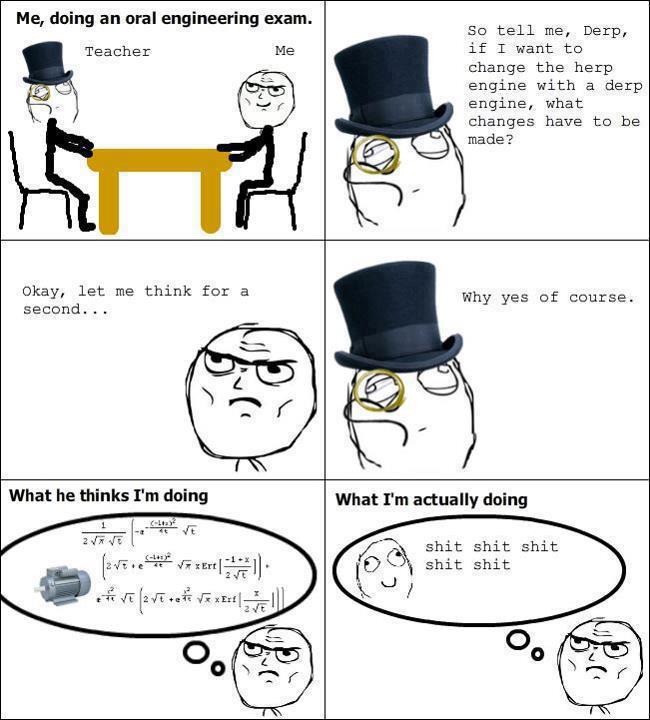 Student Troll