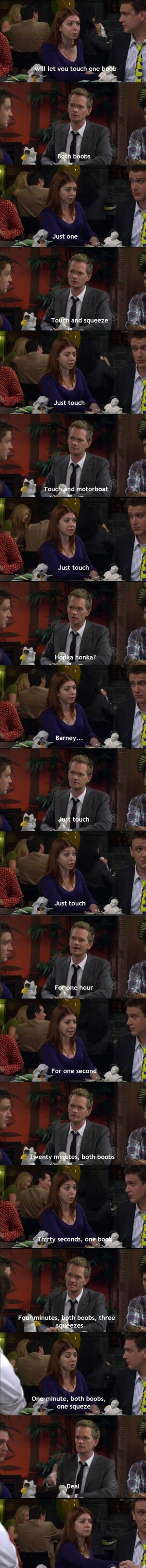 barney dialogues