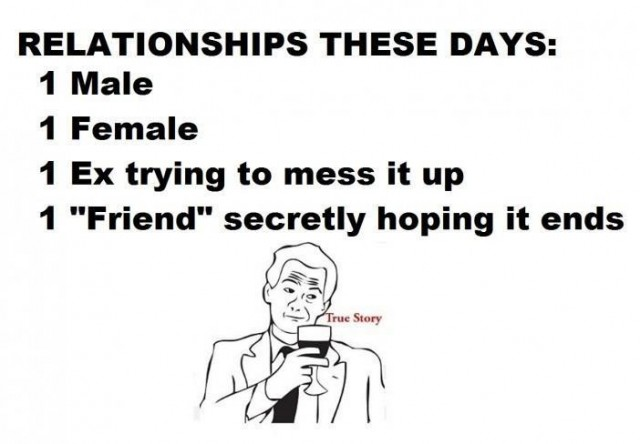 Relationship These Days