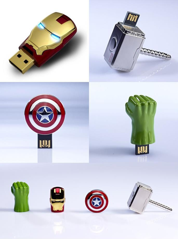 Awesome Avengers pendrive/USB