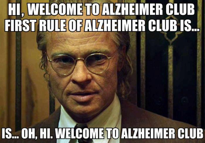 Welcome To Alzheimer Club