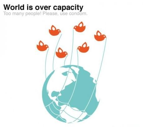 World Is Over Capacity