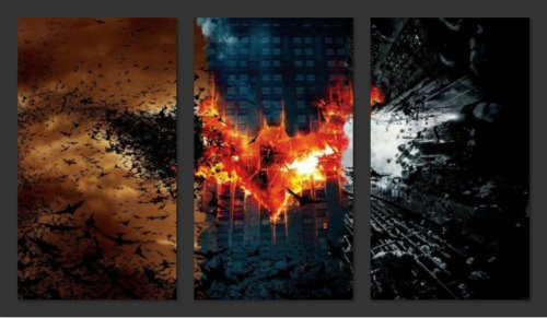 Batman Trilogy 2