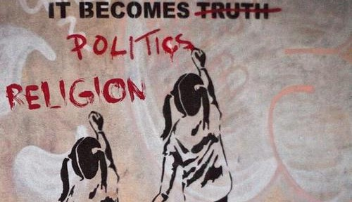 Lie, Truth, Politics and Religion