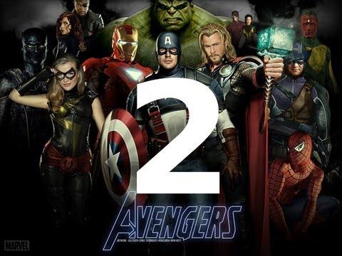 Avengers 2 Release