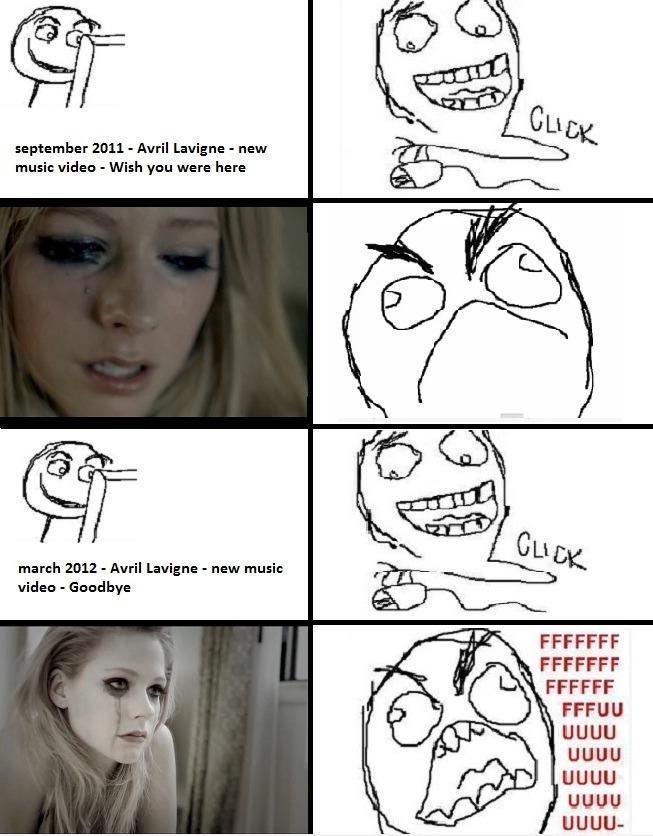 Avril Lavigne Meme