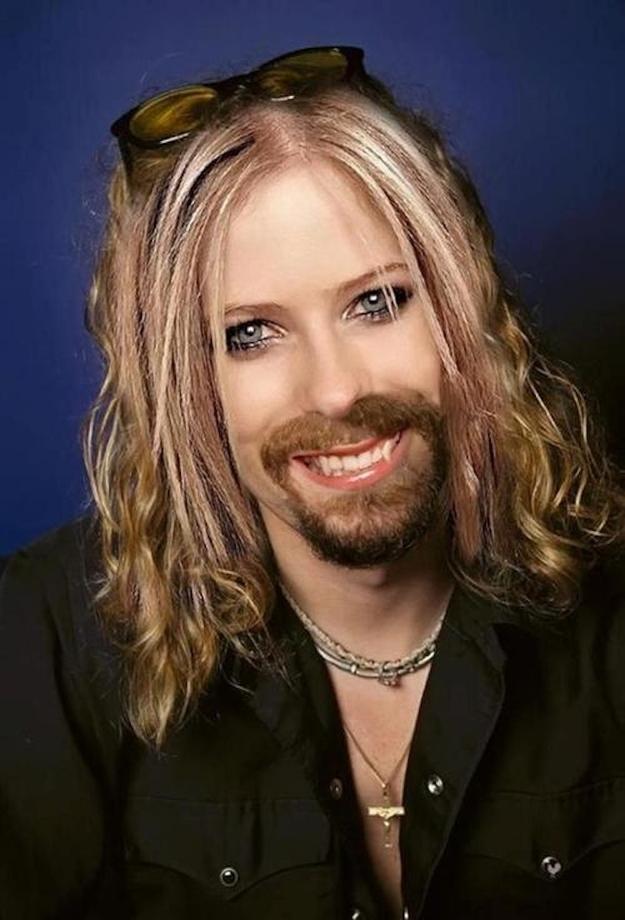 Avril Lavigne Nickelback Meme 1