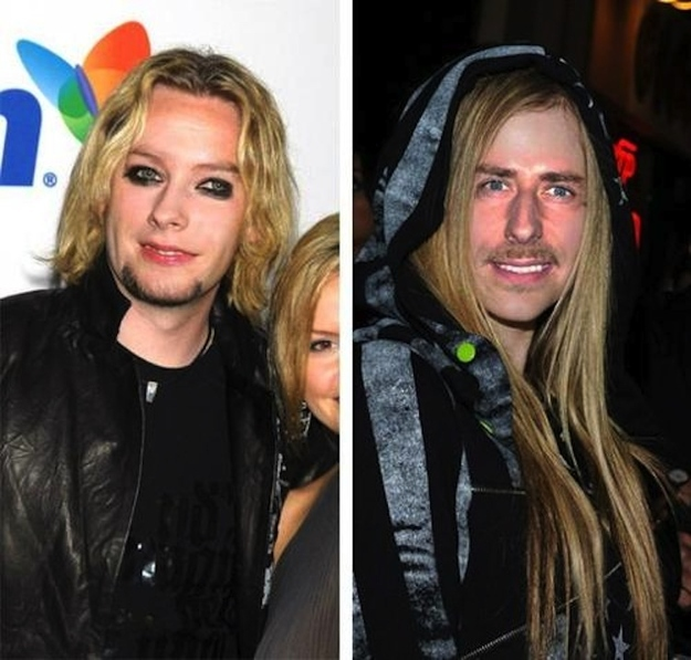 Avril Lavigne Nickelback