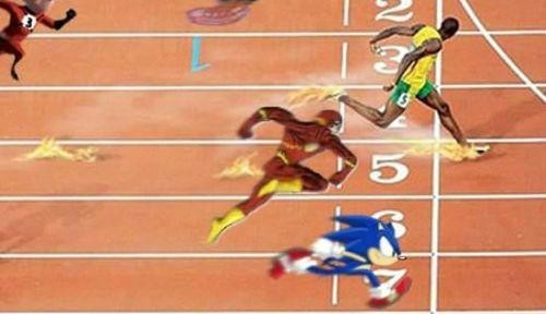 Usain Bolt - The Fastest Man on Earth