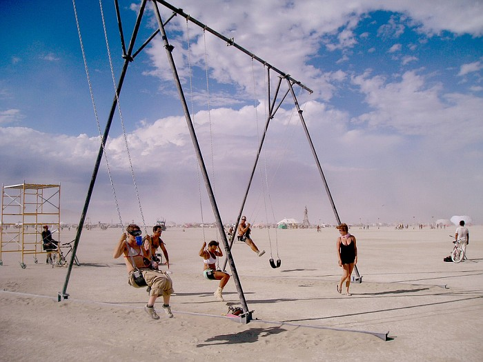 Burning Man Event